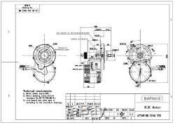 E-bike Umbau Kit Bafang G340 Bbs02 48v 750w Mittelmotor Umrüstsatz Affichage
