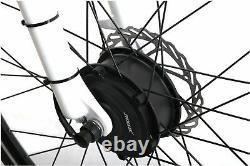 Ebike 36v Commute Electric Folding Bike 700c Roue Neuve