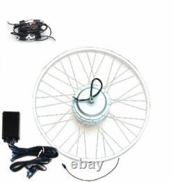 Electric Bike/ebike Conversion Kit Rear Hub Motor 16/20/24/26/28 (700c) Jante