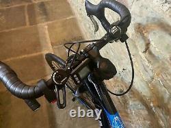 Electric Road Race Bike Mak Steel Frame E Bike Racer Batterie Et Moteur Alimenté