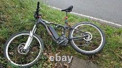 Fast Ebike 1000w Suspension Complète Emtb. Conversion Moteur/batterie De 40 Mph+ 52v