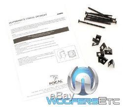 Focal Pc690n 6x9 Performance De Rms Aluminium Tweeters Haut-parleurs Coaxiaux De Nouveaux