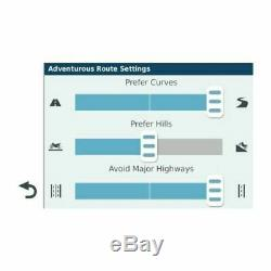 Garmin Zumo 395lm Moto Gps Navigation 010-01602-00 Carte De Vie, Bluetooth