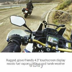 Garmin Zumo 396lmt-s Navigator Moto Gps Bundle