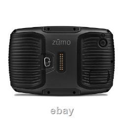 Garmin Zumo 595lm Moto Gps Avec Two Tire Pressure Monitor Bundle 01603-00