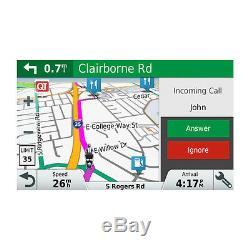 Gps Garmin 595lm Moto Bluetooth Intelligent Notifications 010-01603-00