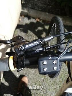 Haibike Sduro Électrique Complet Suspension Vtt Yamaha Motor Fox 49cm