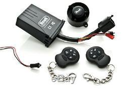 Hawk X 40 Qualité Moto Moto Alarmes Et Antidémarrage Royaume-uni Conception R / Start