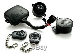 Hawk X-60 Talking Alarme Motos Motorbike + Immobilisation (pro Series)