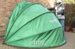 Hideyhood 90 Couverture Moto / Cyclomoteur Scooter & Bike Storage Shelter