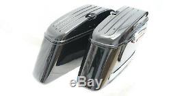 Hl Pour Moto Honda Dur Sac Saddlebags Suzuki Kawasaki Harley Yamaha