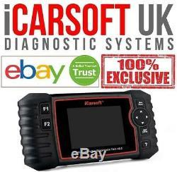 Icarsoft Evf V2.0 Audi Outil D'analyse De Diagnostic Professionnel Icarsoft Royaume-uni