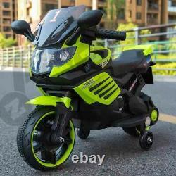 Kids Moto Ride Sur Moto Jouet Électrique Scooter Bike 6v Batterie Motocross
