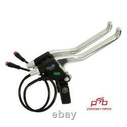 Kit E-bike / Pedelec Umbausatz 1500 W Heck Motor 28/29 Shimano Display
