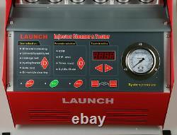 Lancement Cnc602un Testeur D'injecteur De Carburant Ultrasonique 6 Cylindres Pour Voiture À Essence