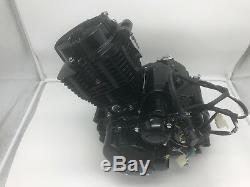 Lifan 250cc Moteur De Moto Avec Carb Et Kickstarter. Simple Cylindre Ohv