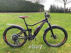 Merida Eone-twenty 800 Electric Mountain Bike E-bike (nouveau Moteur 223 Miles)