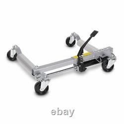 Moto Dolly Mover Heavy Duty Moto Trolley Skate Parking Aid