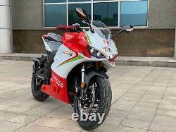 Moto Électrique / Super Vélo / High Powered Bike/10 000 Avec 100mph/learner Légal