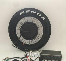 Niubo 5000with72v Vélo Électrique Ebike Kenda Fat Fat Tree Kit De Conversion Uniquement