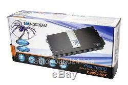 Nouveau Soundstream Pn4.1000d Nano 1000 Watts Rms 4 Canaux Auto Moto Amplificateur