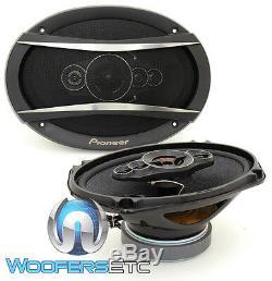 Pioneer Ts-a6996s 6x9 650w 5 Voies À Autoradios Haut-parleurs Stéréo Amplifier