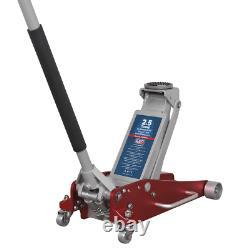 Sealey Rjas2500 2,5tonnes Chariot En Aluminium À Faible Entrée Jack Rocket Lift/lifting