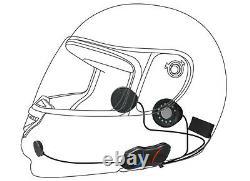 Sena Smh10r Bluetooth Intercom Moto Scooter Casque De Vélo Simple
