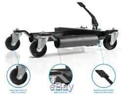 Sgs Quatre Véhicules De Positionnement Hydraulique Roue Skates Par Patin