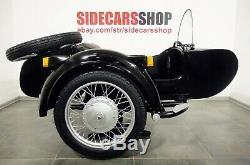 Sidecar Dniepr. Compatible Pour Bmw Motorrad Harley Davidson Ural Yamaha Honda