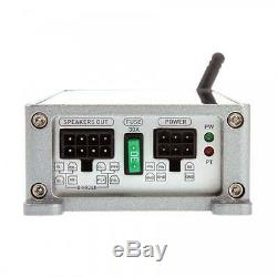 Soundstream St4.1000db 4 Canaux Bluetooth Vtt Bateau Moto Marine Amplificateur