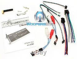 Soundstream St4.1000db Bluetooth Moto Marine 4 Canaux Haut-parleurs Amplificateur