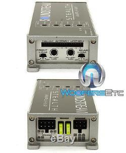 Soundstream St4.1200d Moto 4 Canaux Amplificateur De Composants Haut-parleurs De