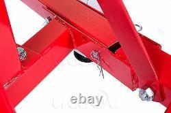 Support Du Moteur De Transmission Pivotant Robuste Support Stand 2000 Lbs 900kg