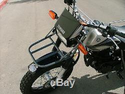 Support Moto Avant Yamaha Tw200