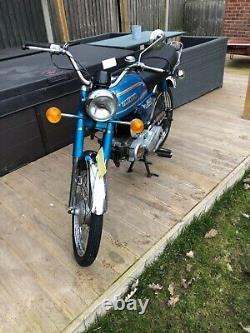 Suzuki Ap50 Cyclomoteur En Vgc 1980
