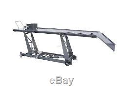 Switzer Hydraulique Moto Vélo Lift 800lb Service Moto Boutique Rampe Table