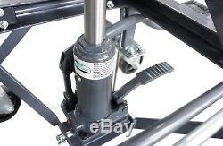 Switzer Hydraulique Scissor 300lb Vélo Moto Elevatrices 4 Roues Moto Vtt