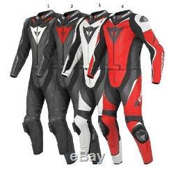 Tout Neuf Protection Moto Moto Racing 1 & Armure 2 Pièces Costumes En Cuir