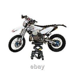 Tusk Dirt Bike Scissor Lift Stand Nouveau Moto Moto Motocross MX Dirtbike Enduro