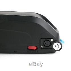 Uk 48v13ah Hailong Li-oin Batterie Vélo Électrique Downtube Batterie Pour 1000w Moteur