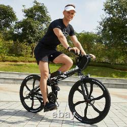 Vélo Électrique Vélo Électrique Vtt 26in Pliage E-bike 250w Power Motor