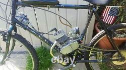 Vélo Motorisé À Vélo Essence Amélioré 80cc Engine Monkey / Pit Bike 40mph