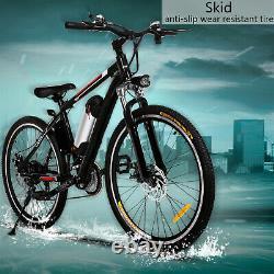 Vélos Électriques Vtt 26 Ebike 250w Motor E-citybike Vélo 21speed 36v