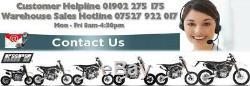 Véritable Kurz Fs 125 Enduro Off Road Legal Bike Moto Cbt Crf Ktm Learner