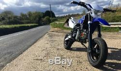Véritable Kurz Moto Pit Bike Moto Route Juridique Cbt Apprenant Ktm