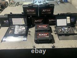 Véritable Outil Kess V2 Slave Y Compris 5 Fichier De Réglage