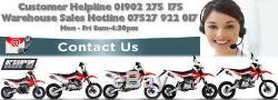 Véritable Route Kurz Legal Pit Bike Moto Moto Ktm Cbt Apprenant