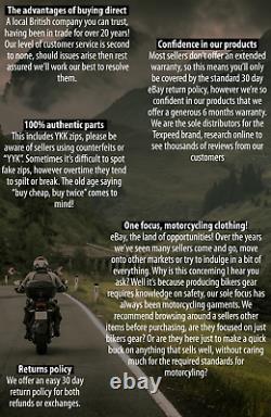 Veste De Moto En Cuir Avec Armour Black Motorcycle Touring Biker Ce Approuvé