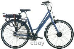 Vitesse Pulse Hybrid Electric Bike 250w Moteur Hub Avant 48cm / 19 Cadre